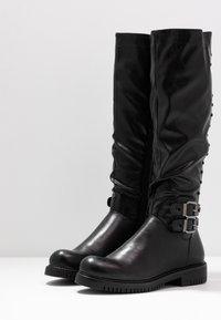 Anna Field - Cowboy/Biker boots - black - 4