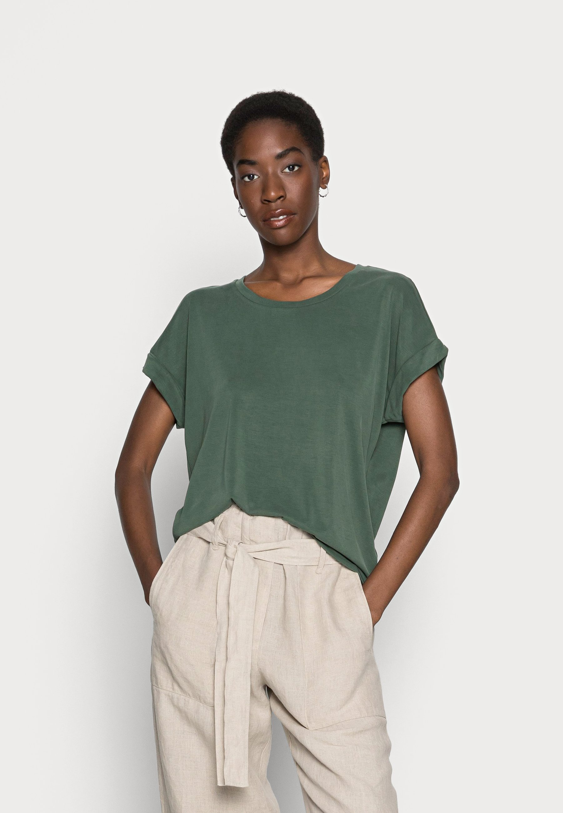 Women KAJSA - Basic T-shirt