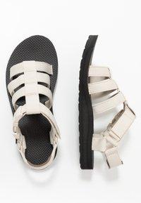 Teva - ORIGINAL DORADO - Chodecké sandály - birch/black - 1
