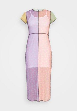 BLURRY - Denní šaty - multi