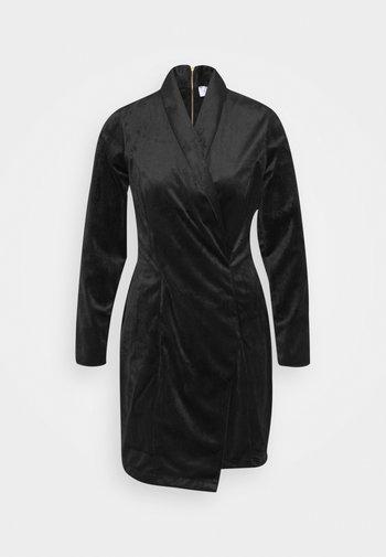 CLOSET BLAZER DRESS - Sukienka koktajlowa - black