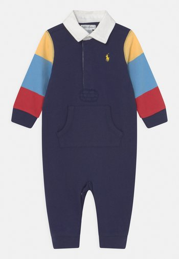 ONE PIECE COVERALL - Jumpsuit - newport navy
