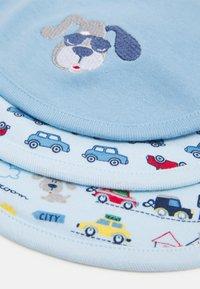 Jacky Baby - HAPPY CAR FRIENDS 3 PACK - Foulard - blau - 4