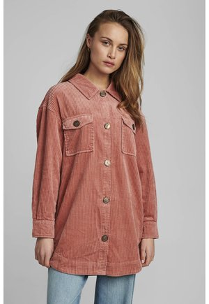 NUCALAH - Short coat - ash rose