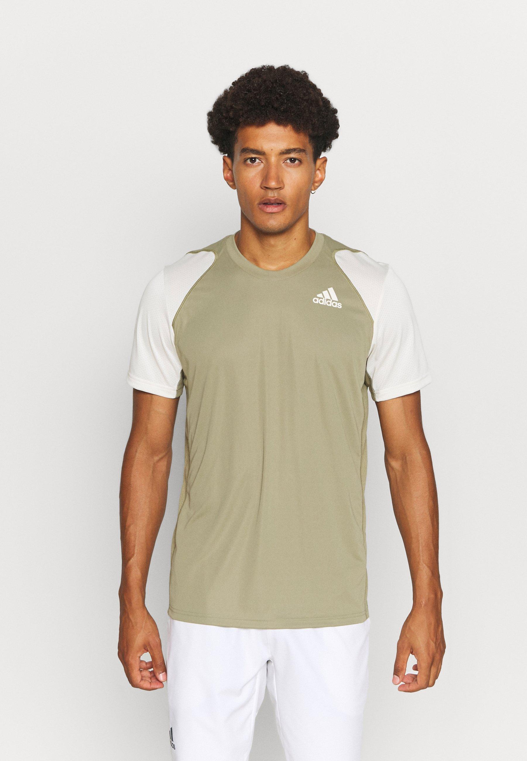 Men CLUB TEE - Print T-shirt
