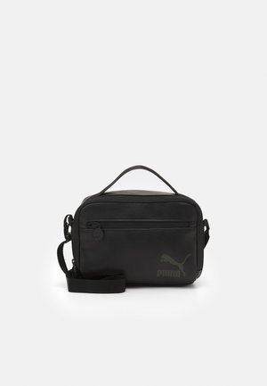 ORIGINALS SMALL SHOULDER BAG UNISEX - Across body bag - black