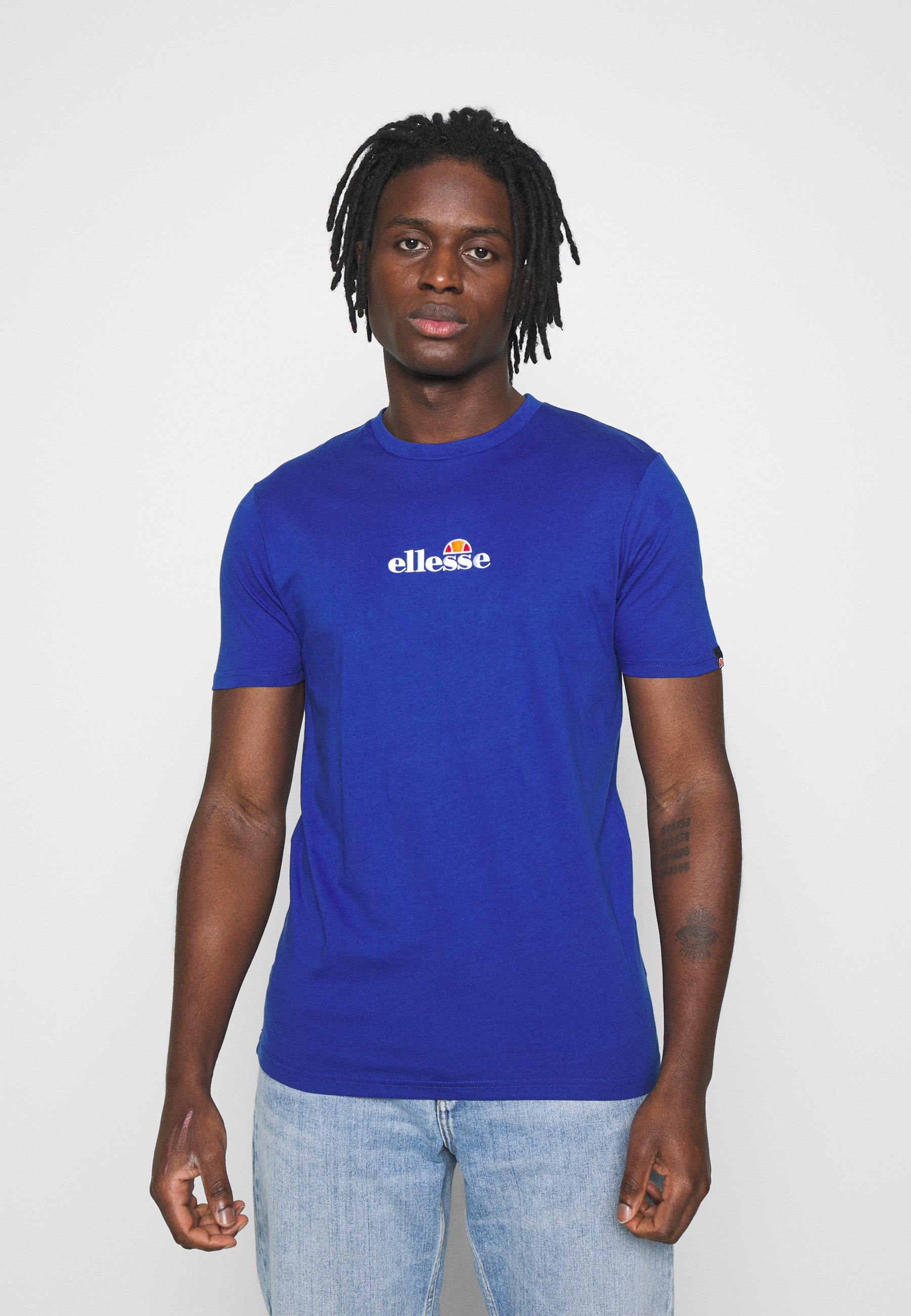 Men MAVOZ - Print T-shirt
