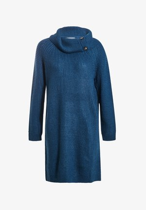 Jumper dress - bleu pétrole