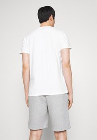 Abercrombie & Fitch - Print T-shirt - white - 2