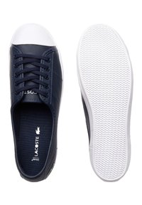 Lacoste - ZIANE BL 1 CFA - Baskets basses - navy - 0