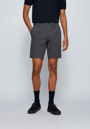 SLIM FIT - Shorts - dark blue