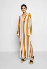 M Missoni - LONG DRESS - Maxi šaty - white - 0