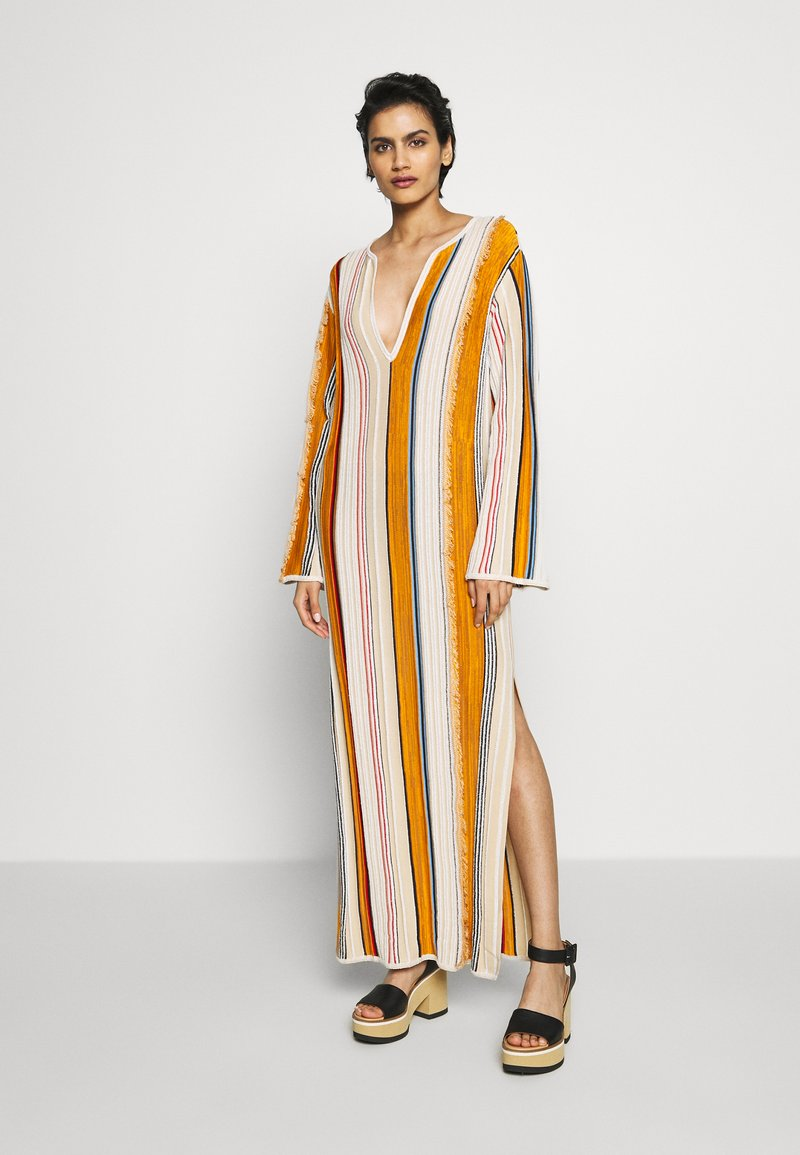 M Missoni - LONG DRESS - Maxi šaty - white