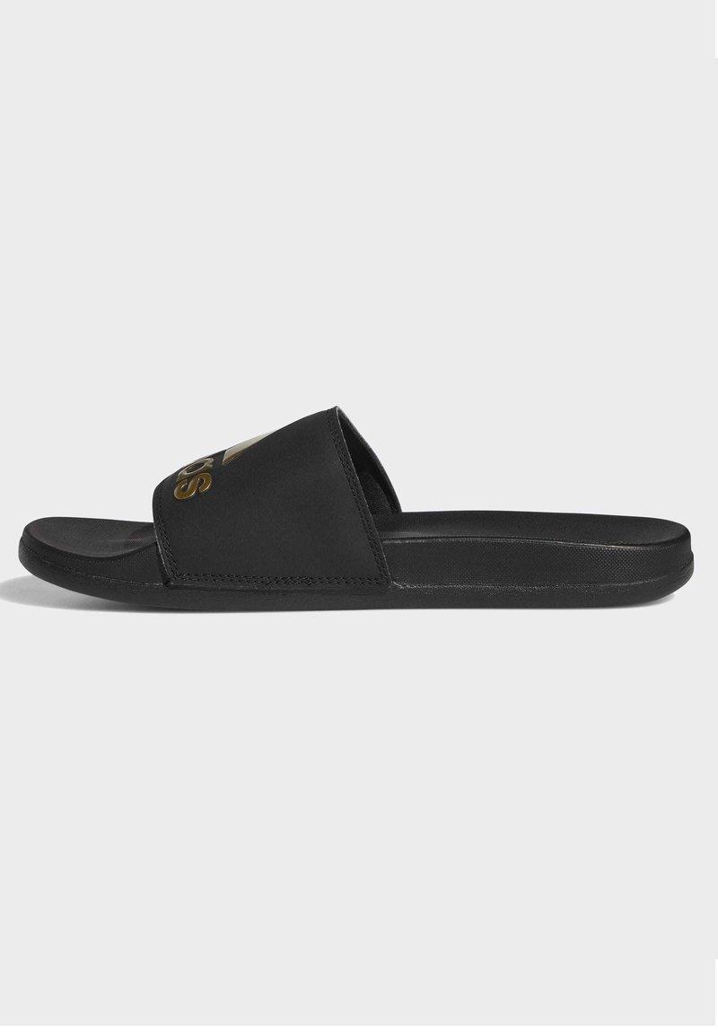 adidas Performance - ADILETTE COMFORT SLIDES - Chanclas de baño - black