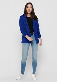 ONLY - CAROLINA DIANA - Blazer - mazarine blue - 1