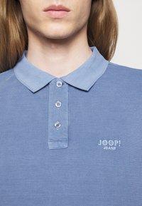 JOOP! Jeans - AMBROSIO - Pikeepaita - light blue - 4