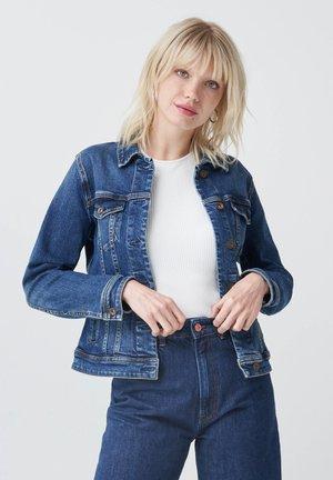 SANTA FE JACKEN - Denim jacket - blau_8504