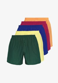 Pier One - 5 PACK - Boxershort - blue/multicoloured - 4
