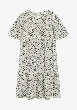 Denní šaty - écru