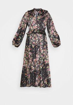 IDOL MIXED PRINT MIDI DRESS - Korte jurk - multi