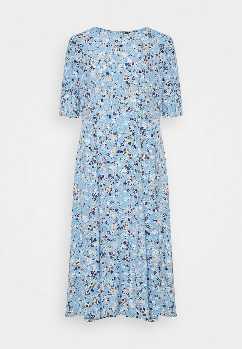 PIECES Tall - PCGERTRUDE DRESS  - Day dress - little boy blue