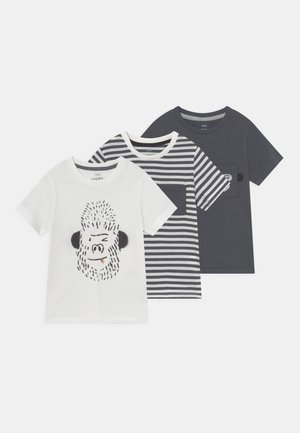 POCKET TEE 3 PACK - T-shirts print - multi-coloured