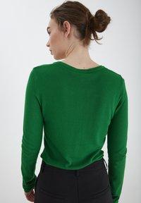 ICHI - MAFA O CA NOOS - Cardigan - green - 2