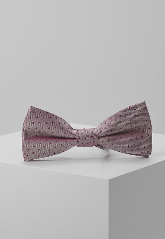 SHADOW DOT BOWTIE - Bow tie - nude lustre