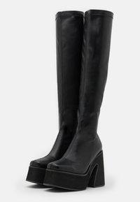 Koi Footwear - VEGAN - Boots med høye hæler - black - 2