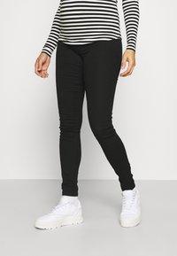 MAMALICIOUS - MLFARGO - Jeans Skinny Fit - black - 0