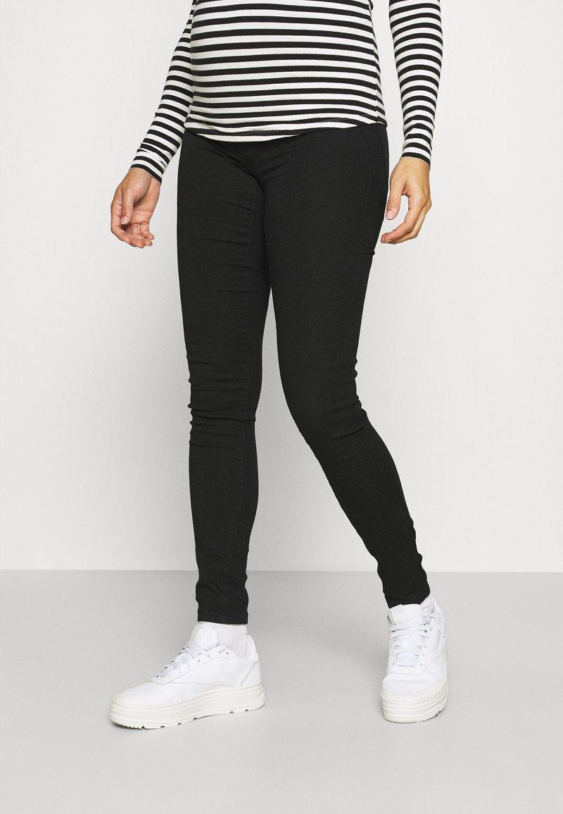 MAMALICIOUS - MLFARGO - Jeans Skinny Fit - black