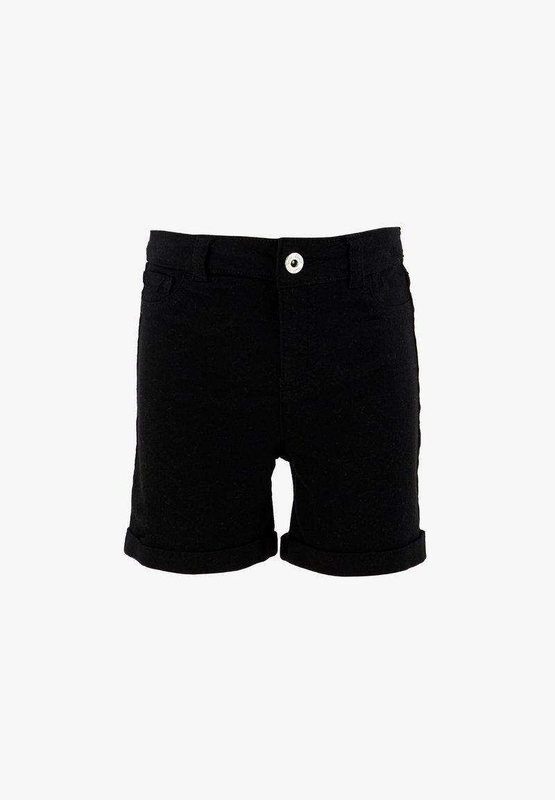 DeFacto - Denim shorts - black