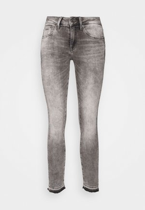 MID SKINNY ANKLE - Jeans Skinny Fit - faded seal grey