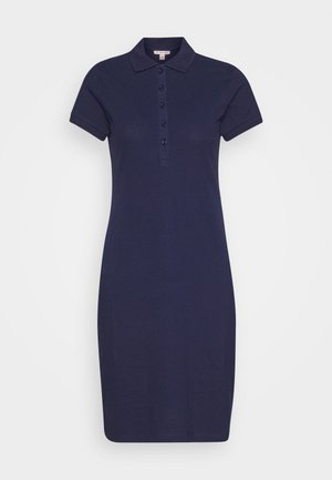 Day dress - maritime blue