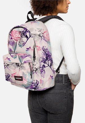 OUT OF OFFICE/FLOWER-RAY - Rucksack - pink ray