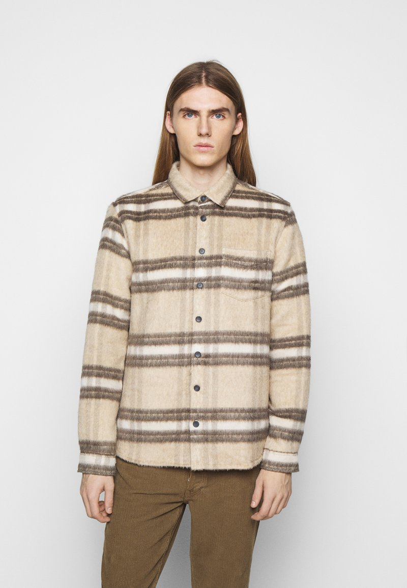Libertine-Libertine - MIRACLE - Shirt - light brown