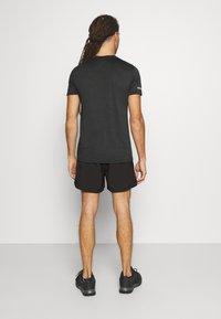 Casall - TRAINING - Pantaloncini sportivi - black - 2