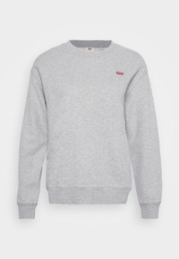 Levi's® - STANDARD CREW - Bluza - smokestack heather - 4