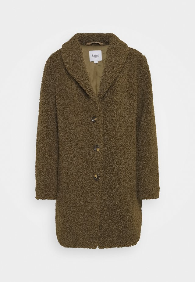 CINDY JACKET - Cappotto classico - army green