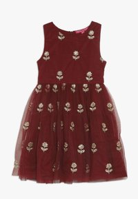 Derhy Kids - ELOANE - Cocktailkleid/festliches Kleid - bordeaux - 0