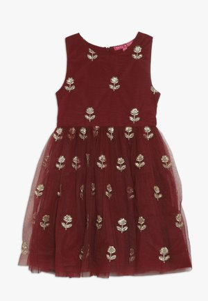 ELOANE - Cocktail dress / Party dress - bordeaux