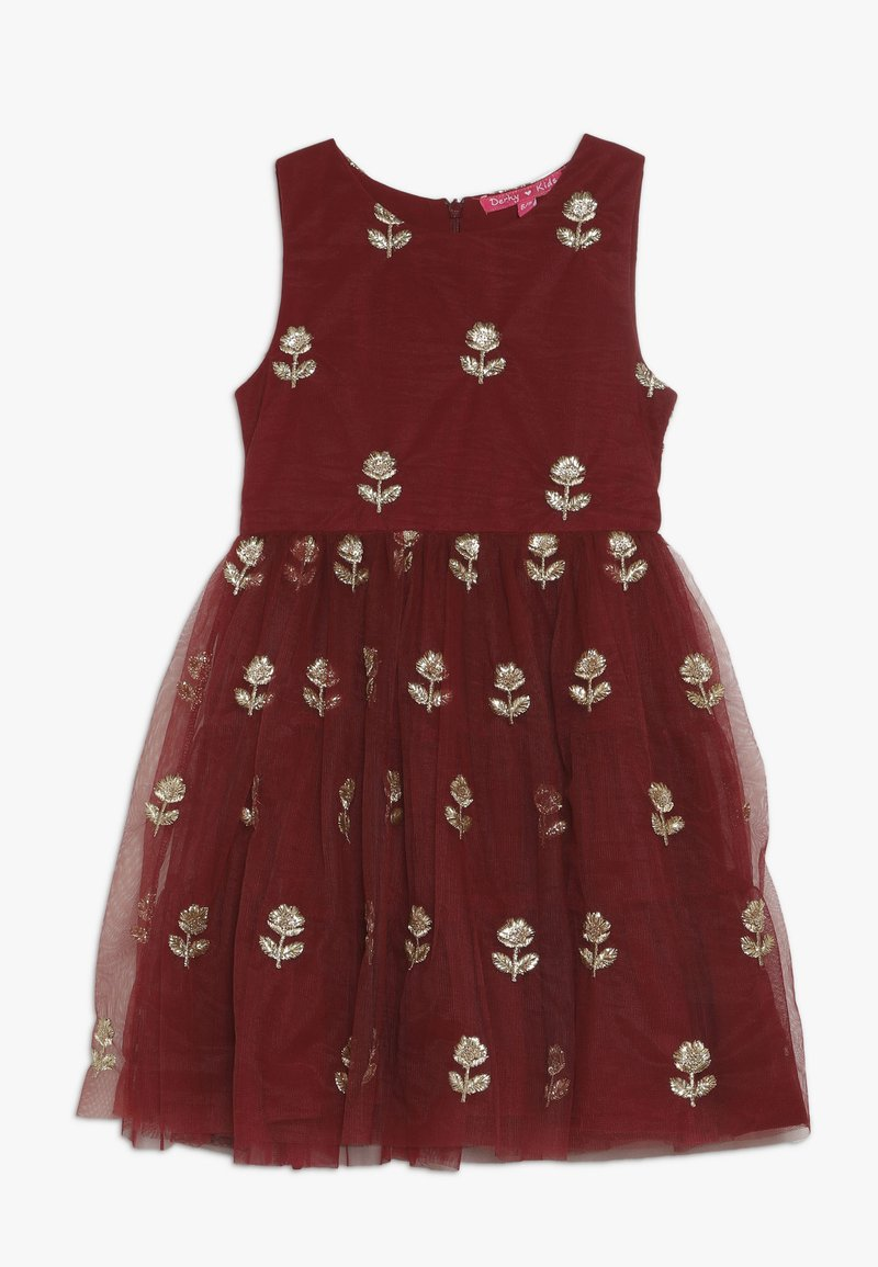 Derhy Kids - ELOANE - Cocktailkleid/festliches Kleid - bordeaux