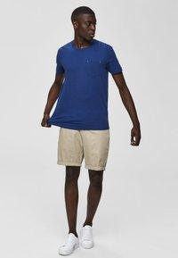 Selected Homme - Basic T-shirt - estate blue - 1