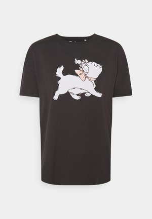 ONLDISNEY LIFE - T-shirt imprimé - phantom
