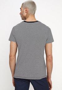 Mads Nørgaard - FAVORITE MINI THOR - T-Shirt print - black/white - 2