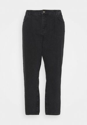 NMISABEL - Jeans relaxed fit - black