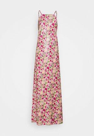 ABITO LUNGO - Maxi šaty - pink