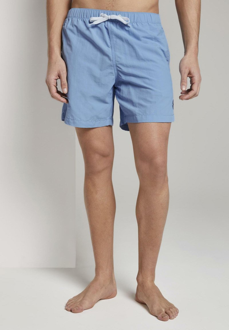 TOM TAILOR - Swimming shorts - soft charming blue