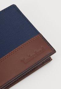 Timberland - MIXED BILLFOLD WITH COIN - Portafoglio - dark sapphire - 2