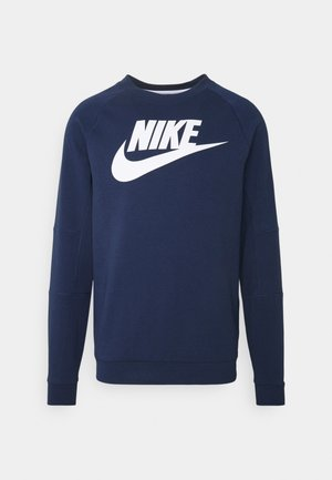 MODERN - Sweatshirt - midnight navy/white